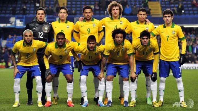 Brazil-team